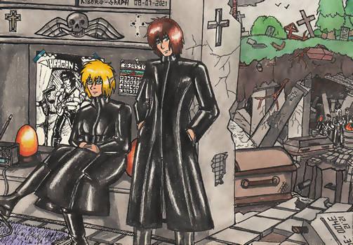 The Underground Scenes Of Latonija.