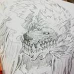 fenrir wolf form