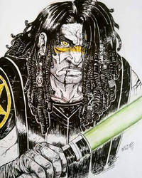 quinlan vos by TheWolfMaria