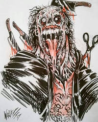 lil zombie sketch