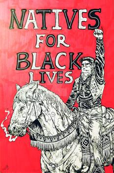 Natives For Black Lives