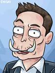 Portrait of Elon Tusk