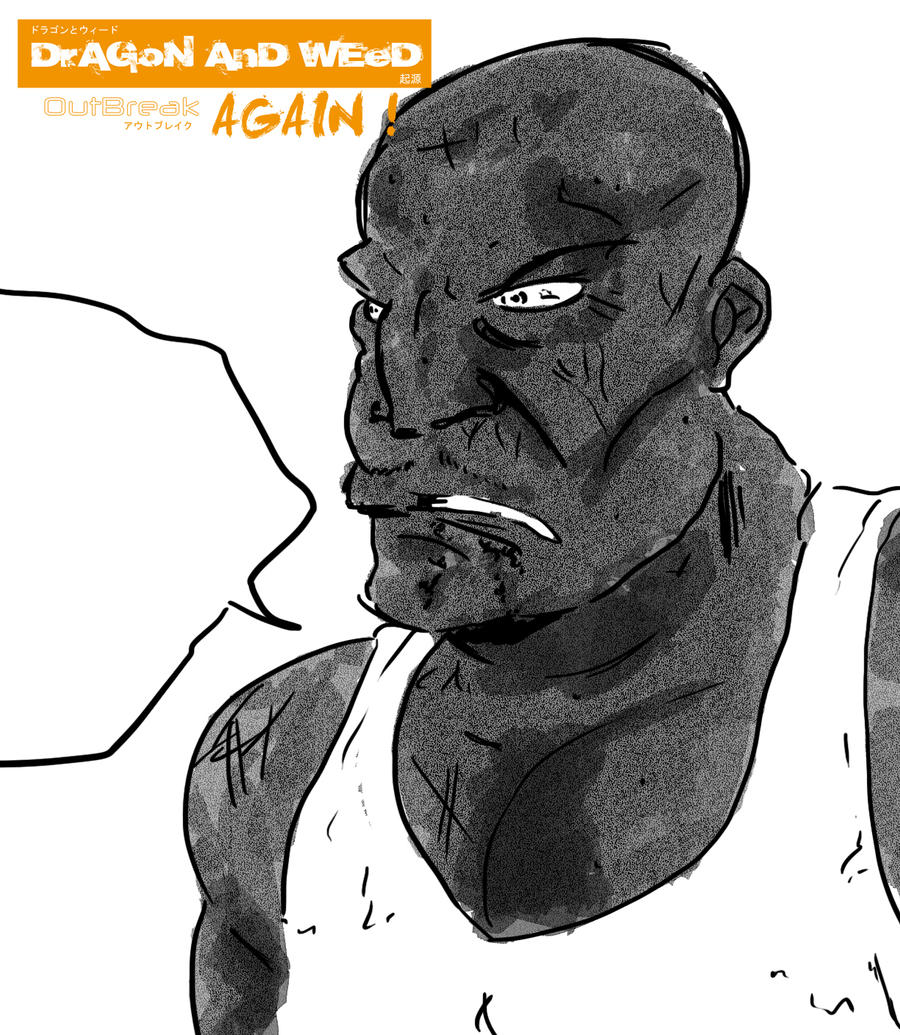 OutBreak AGAIN! 001 by Axeltheas