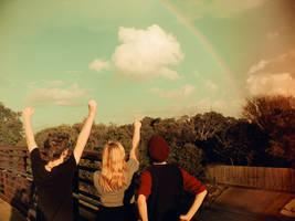 -Rainbow- by RoyalValor