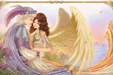Love Songs to a Golden Bird by Zephyrhant
