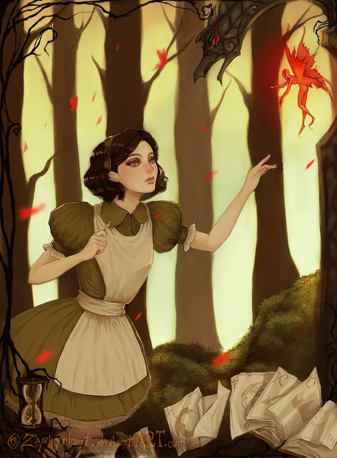 Fairy by Zephyrhant