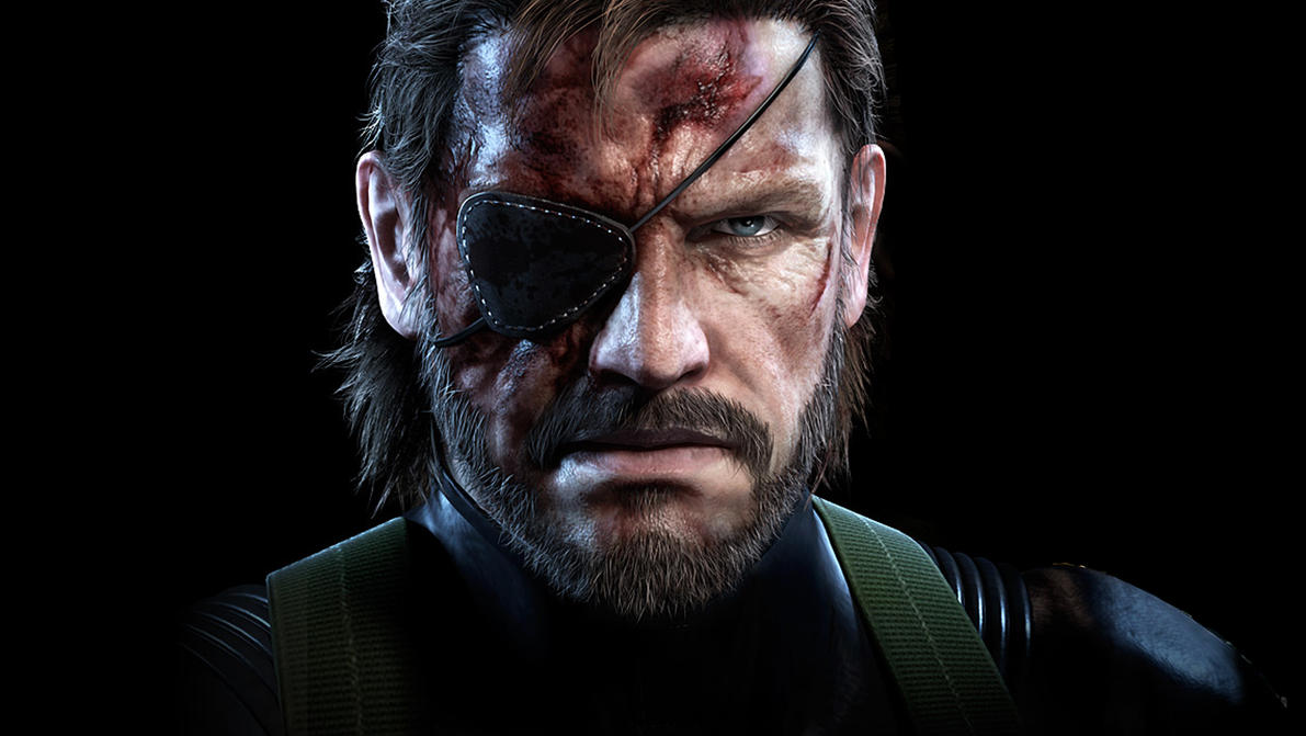 big boss wallpaper