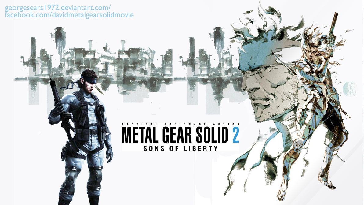 Metal Gear Solid 2 Sons of Liberty Metal Gear Solid Ranking MGS Ranking Metal Gear Solid Rückblick Metal Gear Solid Retrospektive Metal Gear Solid Retrospective MGS Rückblick MGS Retrospektive MGS Retrospective