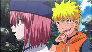 Naruto Elfen lied Crossover: Uhhh Naruto?