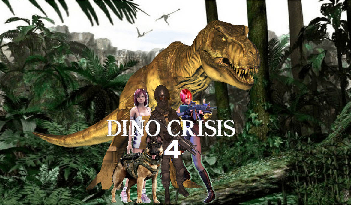 Dino Crisis 4 New Game by Daryl2005 on DeviantArt