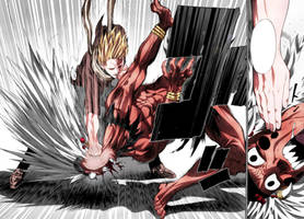 One Punch-Man by junior3