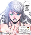 Terra Formars Eva Frost