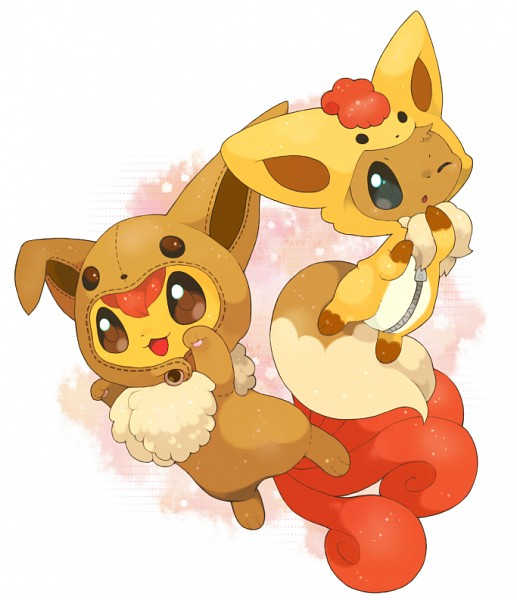 Cute Eevee And ...