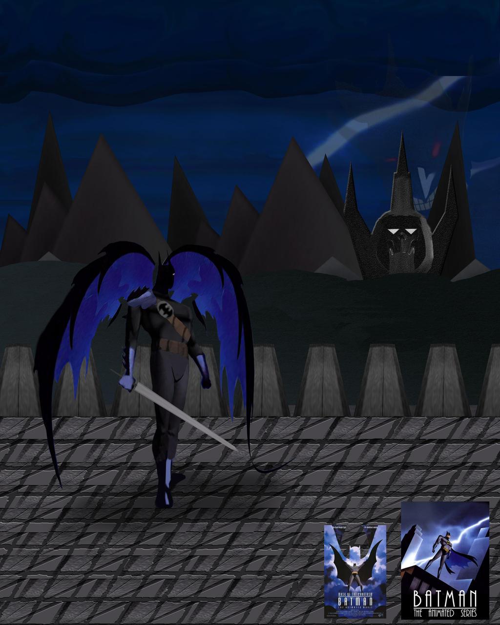 DarkKnight Fantasy Themed by PoppingRico