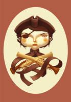 Pirate by novac