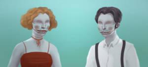 Masks by novac