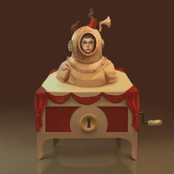 Automaton by novac