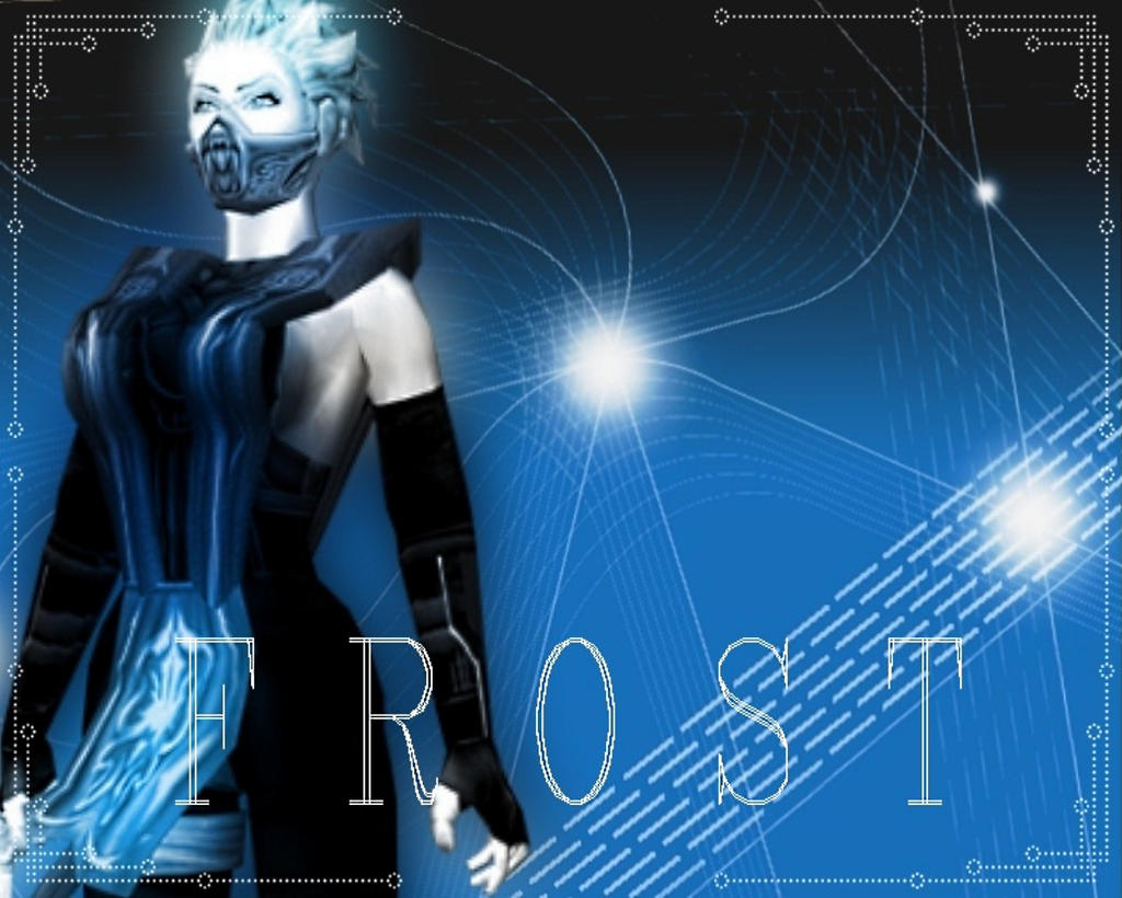 100+ Mortal Kombat Frost Wallpaper By Loaferguy On