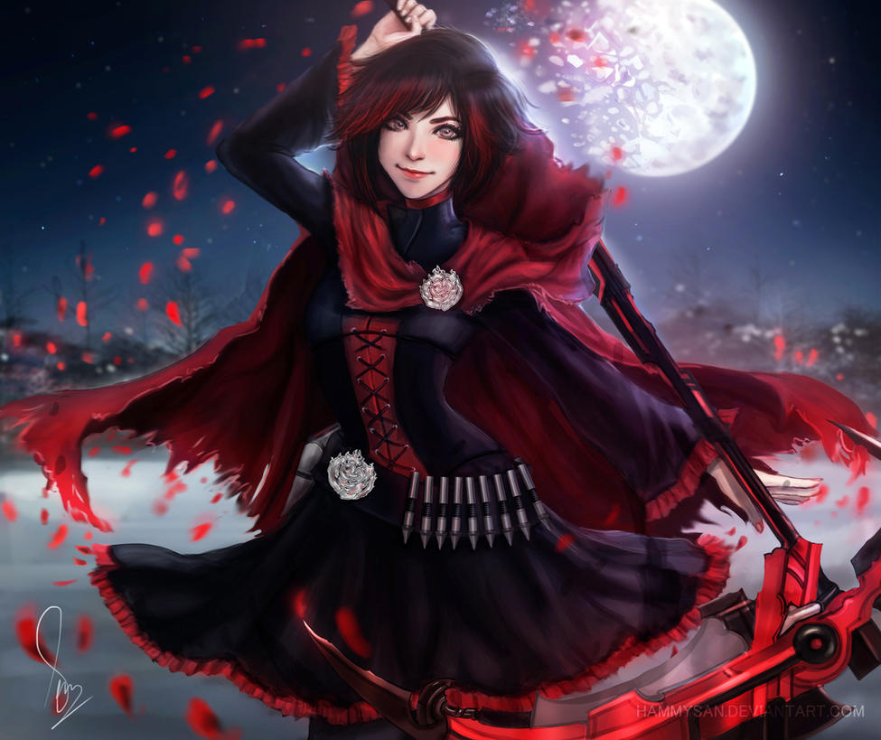 Ruby Rose by HammySan
