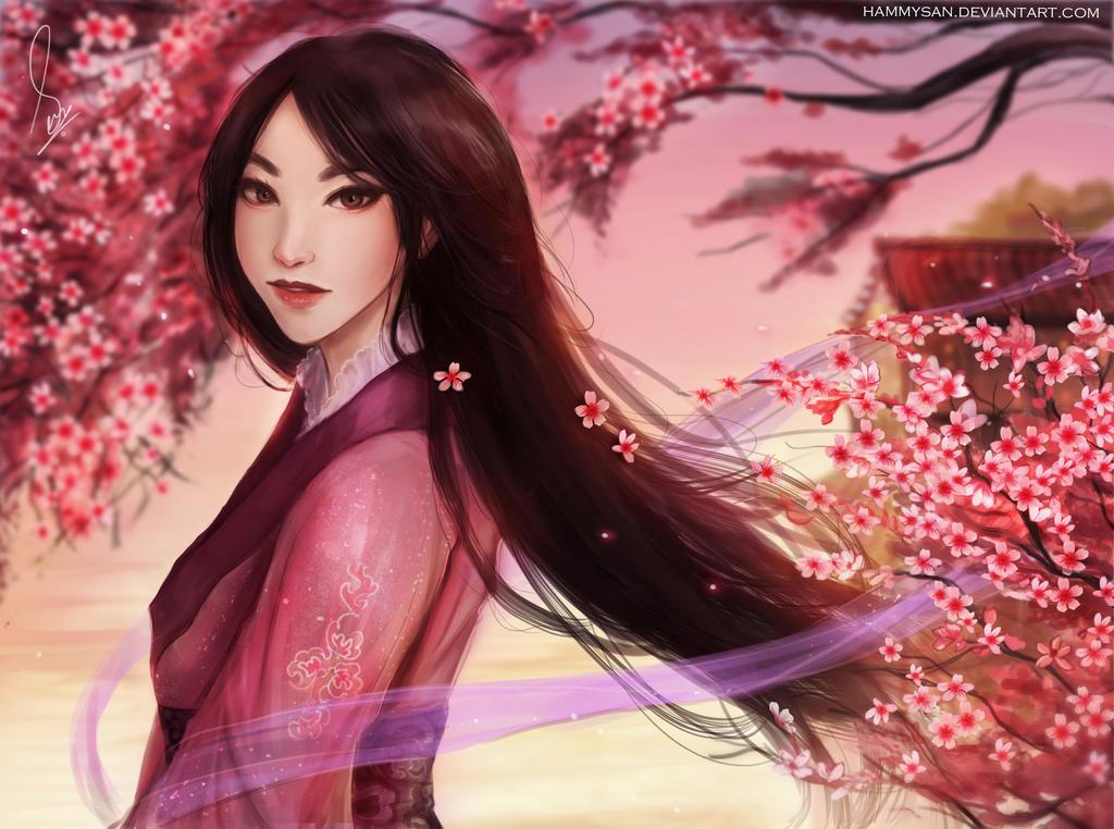 Mulan by HammySan