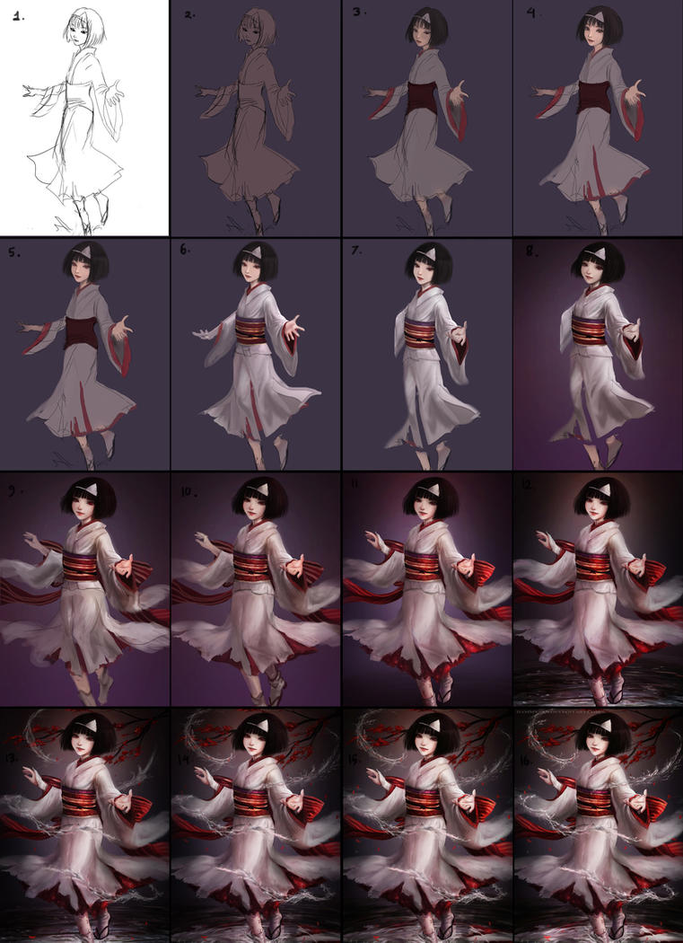 Noragami_Nora Step by Step by HammySan