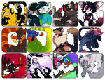 Icon Fullbody Batch 1