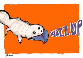 Wazz Up by capricorngal88