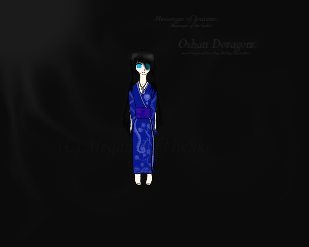 Oshan Doragon by MegamiOfTheSky