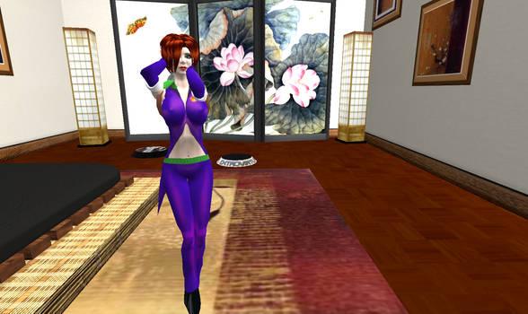 My SL Avatar as Duela Dent