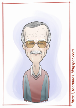 Stan Lee by Ferlancer