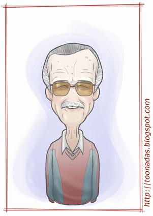 Stan Lee by Ferlancer