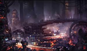 City by Dabana