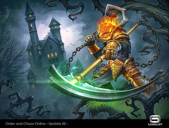 Order and Chaos Online Updt 22 by Dabana