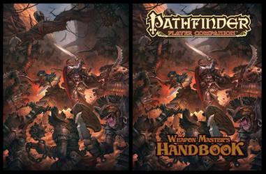 Pathfinder: Weapon Master's Handbook by Dabana