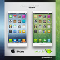 Reviana for IPhone and Android by hpluslabels