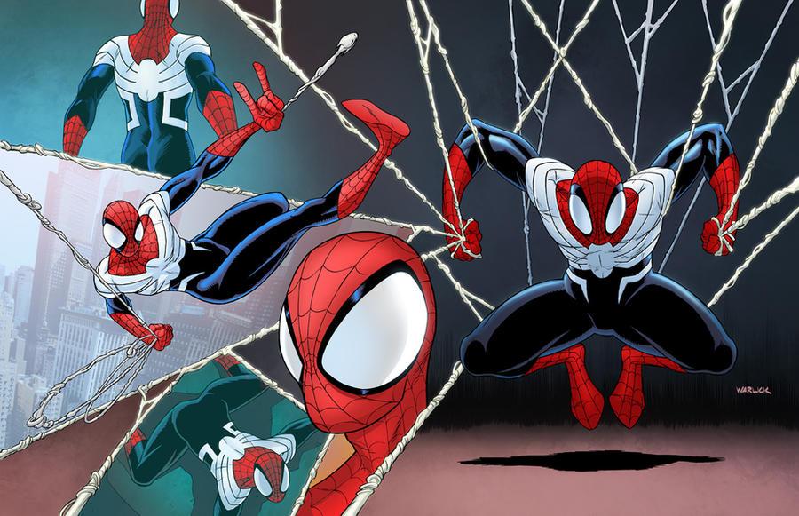 Spider-Man 2.0 Redesig by MatthewWarlick