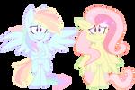 Pastel Pegasi