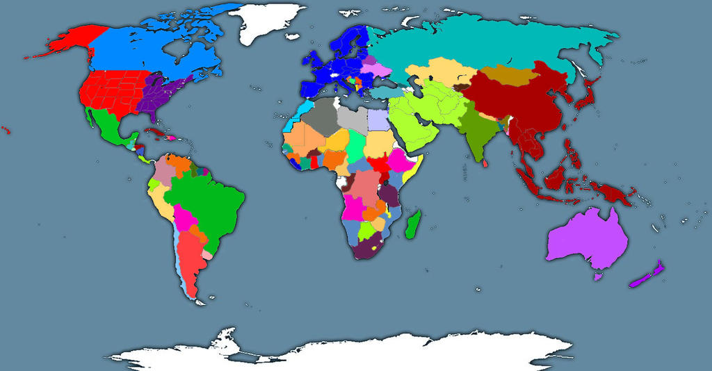 Homefront Map By Jax1776 On Deviantart