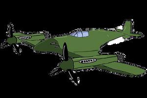 N-1 fighter plane by Jax1776