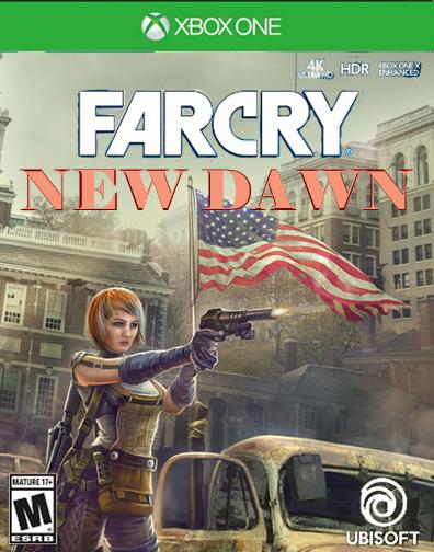 far cry new dawn the judge fanart