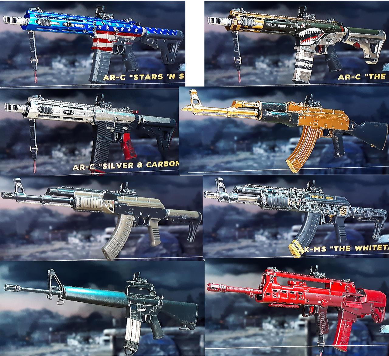 Far Cry 5 Assault Rifle Armory By Jax1776 On Deviantart