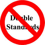 Anti-Double Standards