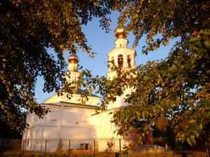 Arkhangelsk. Saint Trinity church