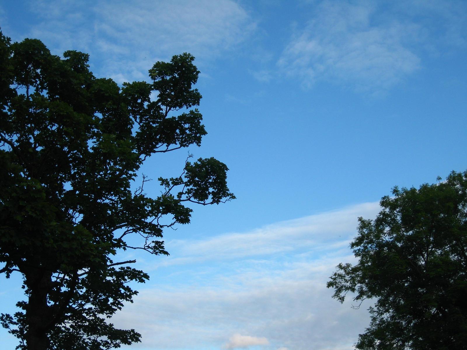 Scottish Sky #1
