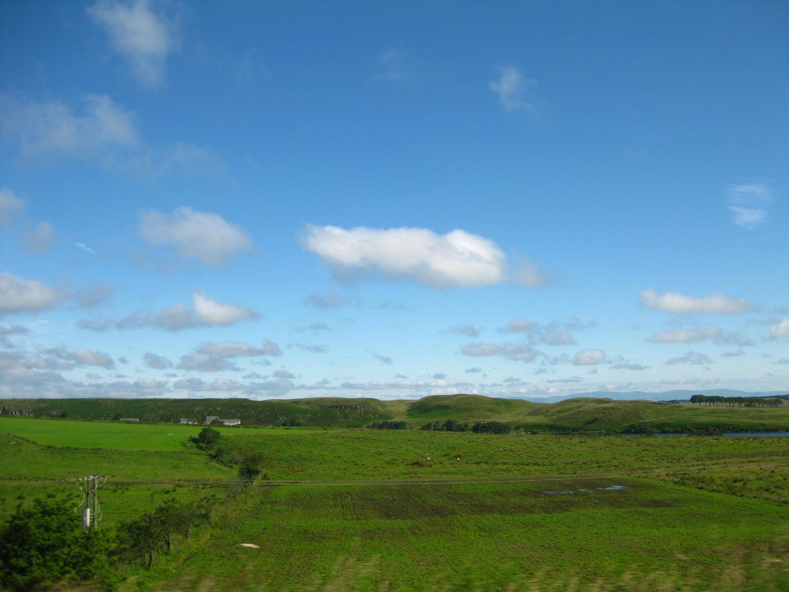 Scottish Average Countryside