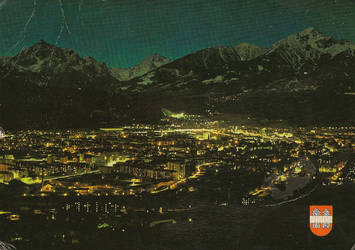 Innsbruck By Night