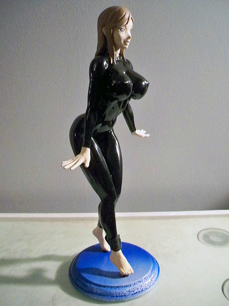 Scuba Meiko Figure 16 by bittersweet155