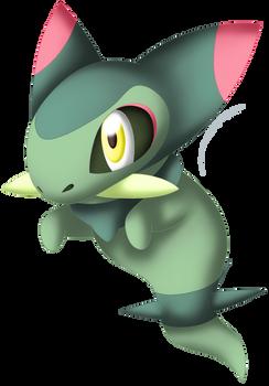 Pokemon Fusion #50 - Axeepy