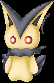 Pokemon Fusion # 54 - Marctini