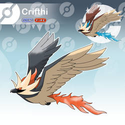 Crifthi - The Predator Fakemon